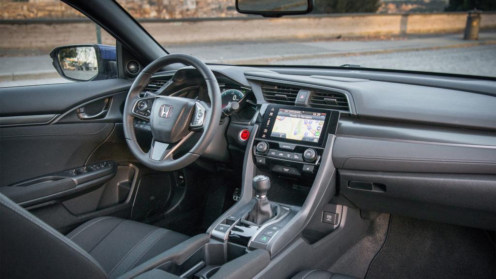 Honda Civic Enterijer