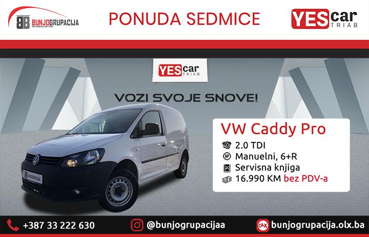 YES CAR PONUDA SEDMICE 3.2.2020.